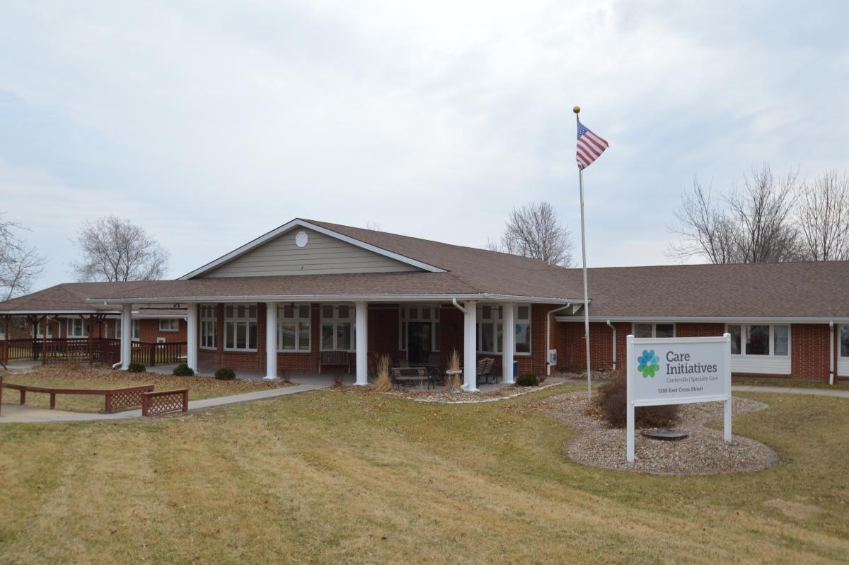Centerville Specialty Care building