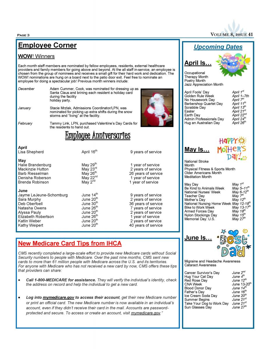 1032c03a0 News & Events | Care Initiatives