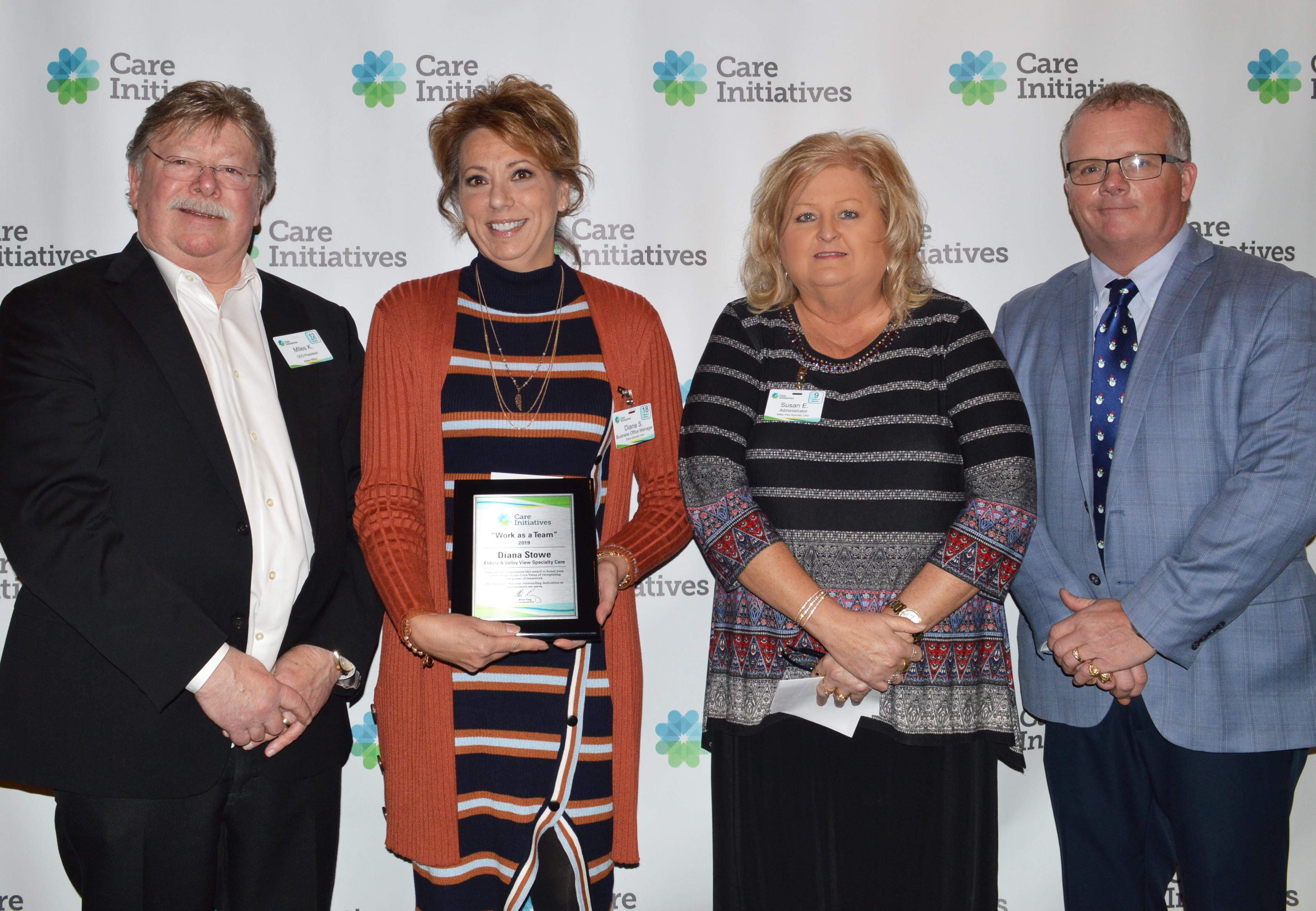 Diana Stowe award