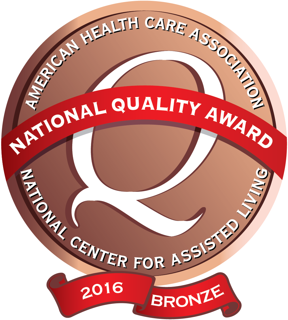 Bronze Quality Award logo
