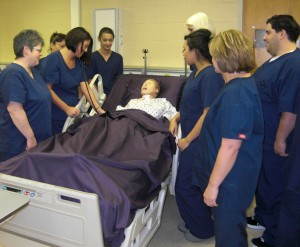 CNA training course