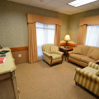 Northern Mahaska lounge