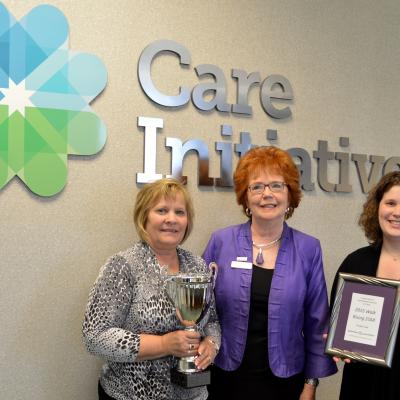 Care Initiatives with Alzheimer's Association 2015 awards
