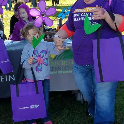 Valley View Alz Walk