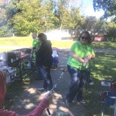 Ravenwood Alz Walk 2018