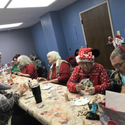 SC Hospice Volunteer Christmas
