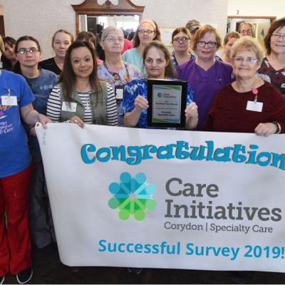 Corydon 2019 Successful Survey