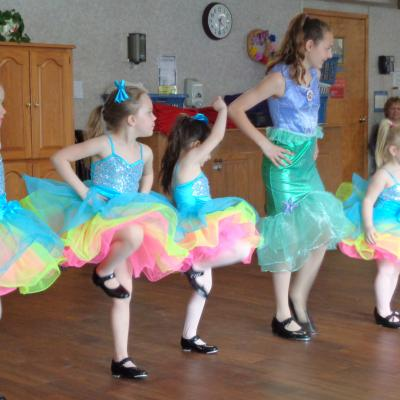 Belle Plaine dancers 5.18
