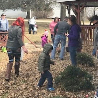 Centerville Easter Egg Hunt 2018