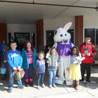 mechanicsville Easter 2018