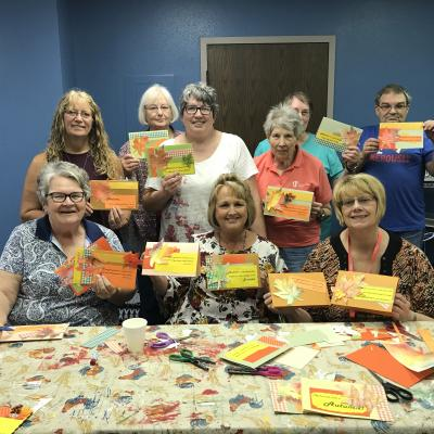 SC Hospice Fall craft