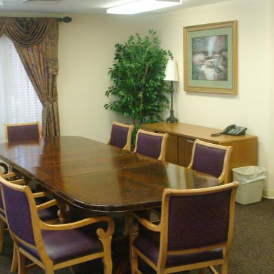 West Ridge conference room