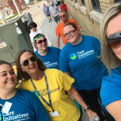 Ravenwood Active, Aging and Alive Walk