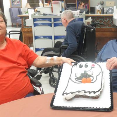 Creston October birthdays