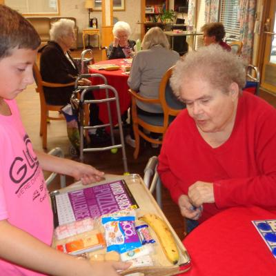 Belle Plaine bingo poker 6.18