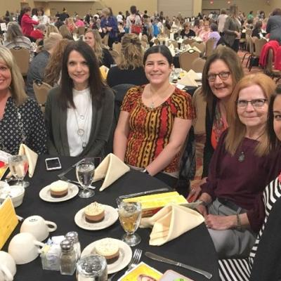 SC Hospice Women's Power Lunch 4.25.18
