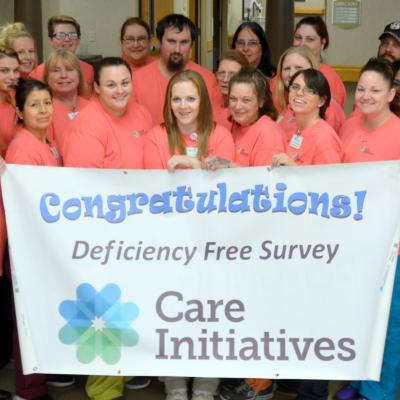 Southern Hills celebrates 2017 Deficiency Free
