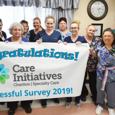 Chariton Successful Survey 2019