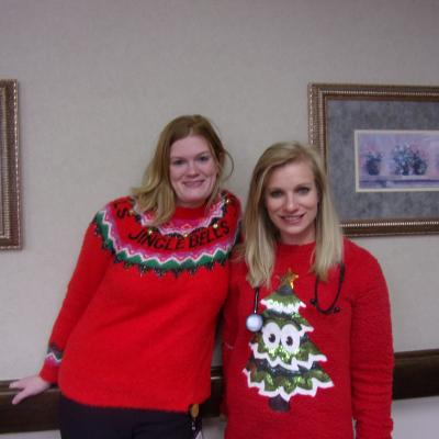 Ravenwood ugly sweater