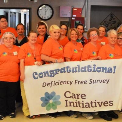 Valley View Specialty Care is Deficiency Free