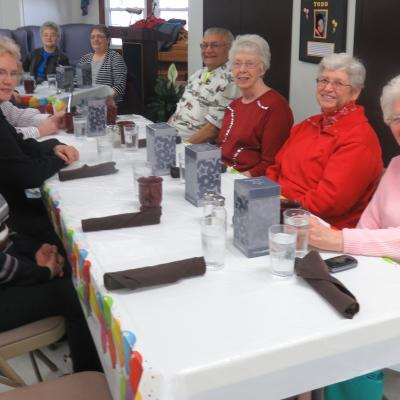 Creston Volunteer lunch 4.18