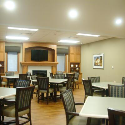 NorthCrest dining room