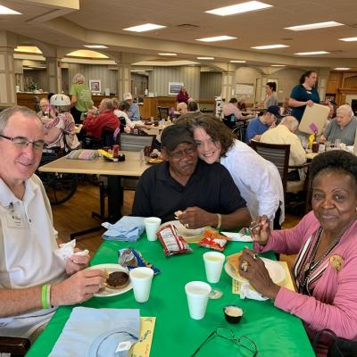 NorthCrest Volunteer Lunch